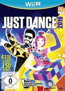 [OTTO/Amazon] Just Dance 2016 Nintendo Wii U