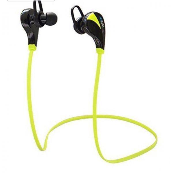 @Amazon Bluetooth 4.0 Kopfhörer Wireless Schweißfänger Sport Stereo In-Ear-Kopfhörer mit AptX Technologie von Anear für 14,99€