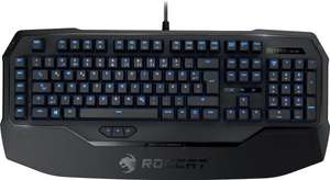 Amazon Blitzangebot--Roccat Ryos MK Pro Mechanical Gaming Tastatur mit Per-key Illumination (MX Key Switch braun) für 99,99€