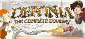 [Nuuvem] Deponia: The Complete Journey (Steam)