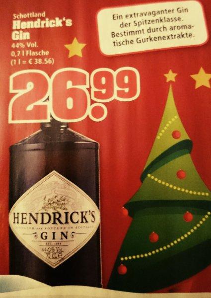 Hendrick´s Gin [Trinkgut Lokal?]