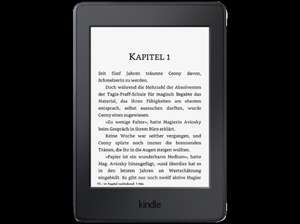Aktueller Amazon Kindle Paperwhite (300DPI, WLAN only) @Saturn