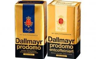 [Netto MD] Dallmayr Prodomo (auch entcoffeiniert) Kaffe 500g für 3,99€