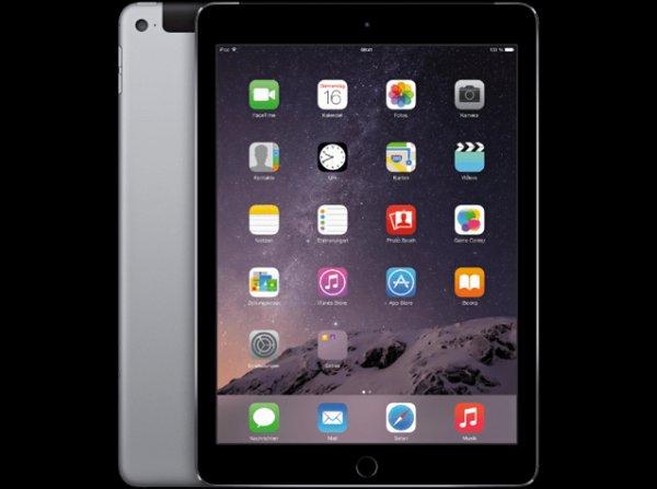 [Saturn Online] APPLE MGHX2FD/A iPad Air 2 LTE 64 GB, LTE für 599 € + Office 365 Personal Option