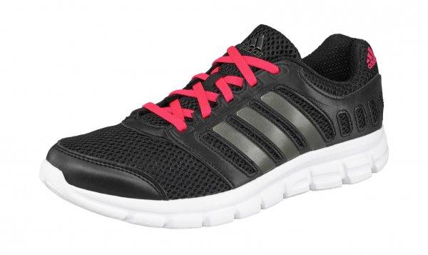 adidas Performance Breeze 101 2 W Laufschuh - Schwarz-Pink - Mit Neukunden-Gutschein 30,94€ inkl. Versand (UVP 49,99€) @OTTO