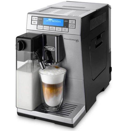 Details zu  DeLonghi ETAM 36.365MB Primadonna XS DeLuxe Kaffeevollautomat Edelstahl