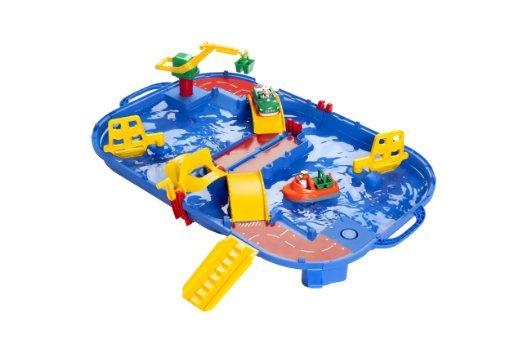 [Amazon.de-Prime] Aquaplay 608 - Amphibien Box, Tragbar