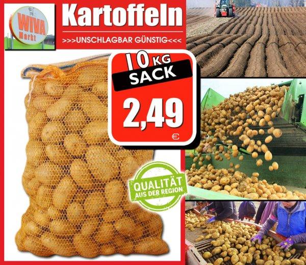 10 kg Kartoffeln für 2,49 € | Wiva Lebensmittel Bielefeld