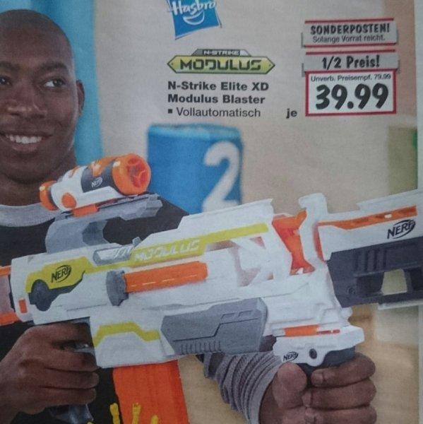 [lokal Vöhringen Kaufland] Nerf Elite XD Modulus Blaster