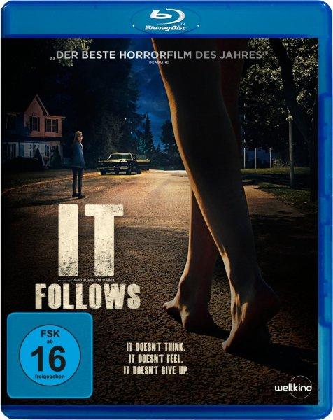 It Follows [Blu-ray] für 11,99€ @amazon und Müller