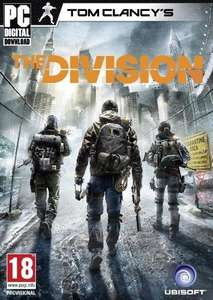 Tom Clancy's The Divison PC GLOBAL! Deutsch Preorder Key für 25,19€ @CDkeys