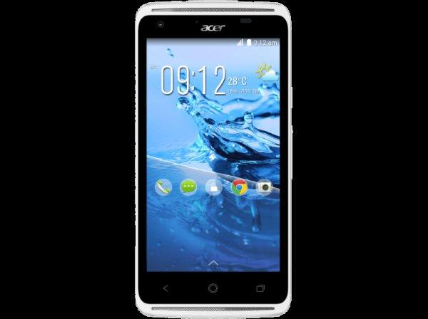 [MM@Cyber Monday] ACER Liquid Z410 für 72 € - 4,5'' | LTE Dual-SIM | 960×540 px | 1 GB RAM | 8 GB Flash (erweiterbar) | 2.000 mAh Akku