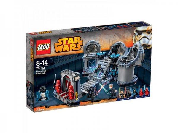 ABGELAUFEN [Spiele Max] LEGO Star Wars 75093 Death Star Final Duel für 58,99 zzgl. Versand