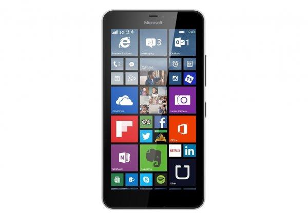 [WHD] Amazon.fr LUMIA 640XL LTE Dual Sim Schwarz Zustand - sehr gut !! AUS DE geliefert !!