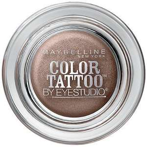 (Rossmann)Maybelline New York Color Tattoo 24h Eyeschadow für 3,20€ anstatt 6,95€ (Angebot+Coupon)