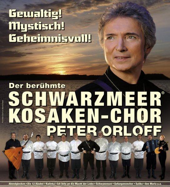 Leverkusen: Möbel Smidt - gratis Konzert von den Schwarzmeer Kosaken-Chor mit Peter Orloff 5.12.2015 -  15 & 18 Uhr
