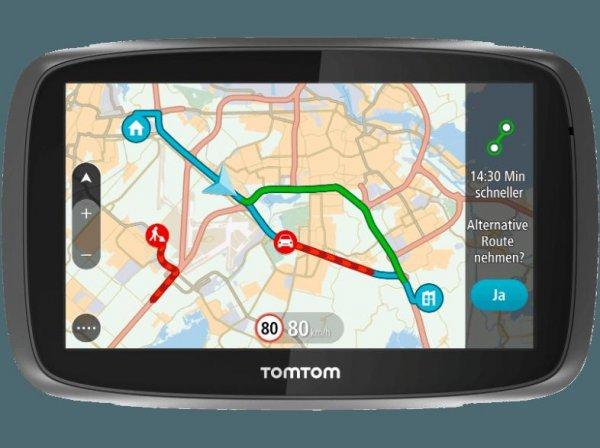 MediaMarkt TomTom Go510 für 145,-€ @Cyber Monday
