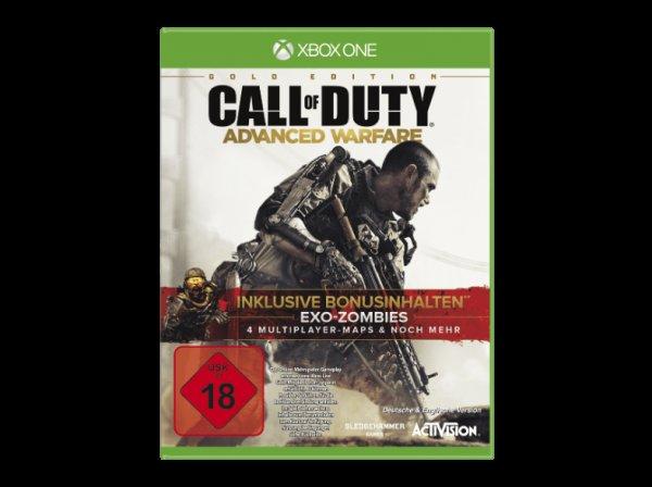 Saturn Online: Call of Duty: Advanced Warfare (Gold Edition) XBOX One