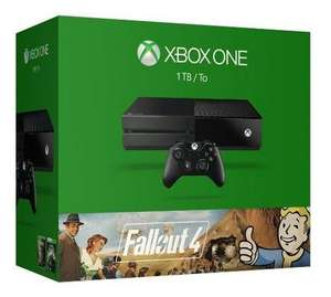 Xbox One 1TB + Fallout 4 + Fallout 3 für 322,34€ @Amazon.fr Cyber Monday