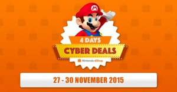 [eShop Wii U/3DS]Nintendo Cyber Deals Tag4, z.B. Xenoblade Chronicles Wii - Version für 9,99€ statt 19,99€