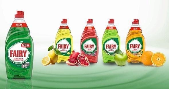 [Rossmann] Fairy Ultra 450 ml, 0,90€ - 0,50€ Coupon - 10% für 0,45€ gültig 30.11-04.12.2015