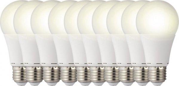 [Digitalo] 10x Sygonix LED E27 9.5 W = 60 W Warmweiß EEK: A+ Glühlampenform Inhalt 10 St für 29,99€