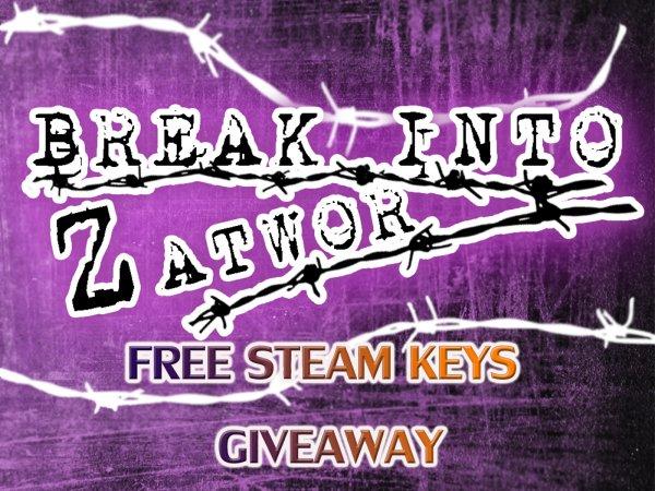 [Steam] Break Into Zatwor mit Sammelkarten! @gleam.io (AUFGESTOCKT)