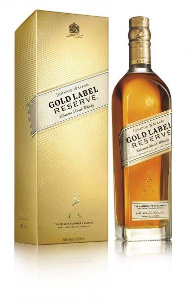 Johnnie Walker Gold Label Reserve Blended Scotch Whisky (1 x 0.7 l)@AMAZON