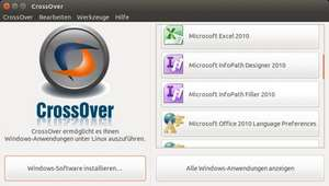 CrossOver Linux & Mac [codeweavers Shop direkt] €16.80€ - 65%
