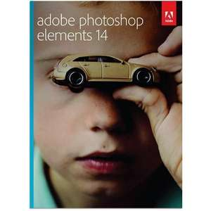 [Cyberport.de] Photoshop Elements 14 für 33€ inkl. Versand @Cyber Monday