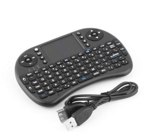 (CN) Drahtloses Keyboard mit Touchpad (für HTPC, Android, PC...) für  8,19€ @ Aliexpress