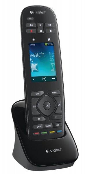 [amazon Blitzangebot bis 14:00 Uhr] Logitech Harmony Touch Fernbedienung für 74,99 Euro (idealo: 106,39 €)