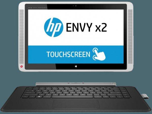 "HP Envy x2 13-j031ng Detachable PC 13.3 Zoll  Intel HD 5300, 4GB RAM, 128 GB SSD, 13,3"" Full-HD IPS-Display, beleuchtete Tastatur, Win 8.1 - @ MM RedSale"