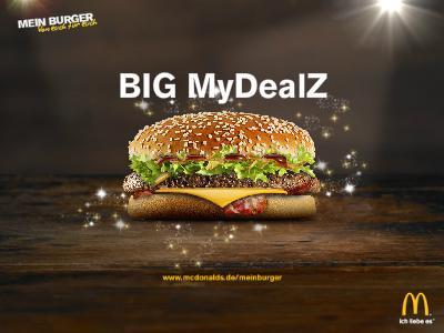 """Der """"BIG MyDealz"""" - wir mydealzen den """"Mein Burger"""" Contest"""