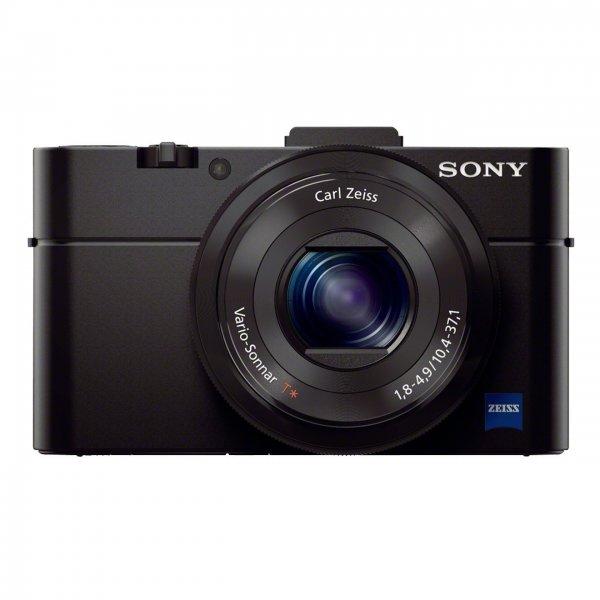 Sony Cyber-shot DSC-RX100 Mark II für 370,98€ bei Amazon.es Cyber Monday