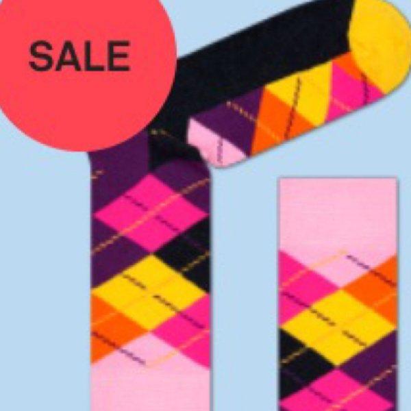 Happy Socks nur 4,80€ + VSKF