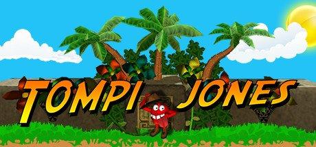 [Steam] Tompi Jones - fun platform game in 2.5d