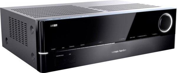 [Conrad] 7.2 AV-Receiver Harman Kardon AVR 171S 7x100 W Schwarz 4K UltraHD, AirPlay, Bluetooth®, DLNA, Internetradio, USB