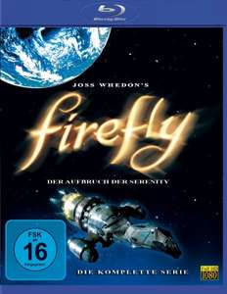 Firefly – Die komplette Serie (Blu-ray) für 12,97€ bei Amazon (Prime) Cyber Monday