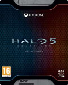 Halo 5: Guardians - Limited Edition (Xbox One) für 61€ bei Game.co.uk