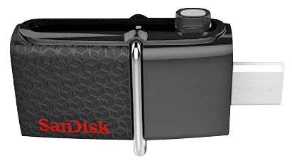 [Kaufland] SanDisk Ultra Dual USB-Flash-Laufwerk 64GB USB 3.0 bis zu 130MB/Sek