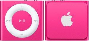 Apple iPod Shuffle (5./6.Gen) 2GB für 45,22€