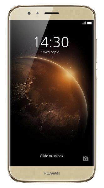 Huawei G8 Smartphone (5,5 Zoll (FHD) Dual Sim, Snapdragon 616, 32 GB interner Speicher, Android 5.1) weiß u. gold inkl. Vsk für 320,79 € > [amazon.it Cyber Monday]