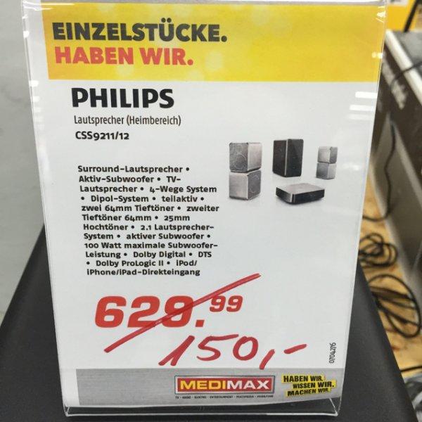 Lautsprecher Philips CSS9211/12