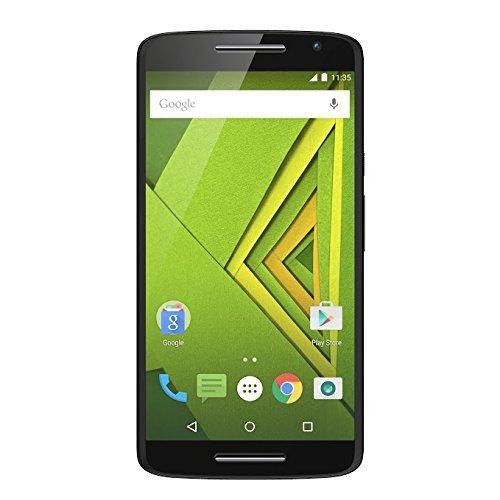 [amazon.fr Blitzdeal] Motorola Moto X Play Dual Sim schwarz (5,5'' FHD IPS, 1,7GHz Snapdragon 615 Octacore, 2GB RAM, 16GB intern, NFC, 5MP + 21MP, 3630 mAh mit Quickcharge, Android 5.1) für 285,68 Euro