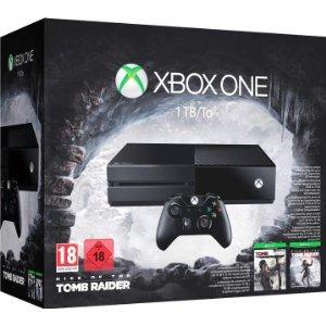 Xbox One 1 TB Tomb Raider Bundle