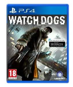 [PS4] Watch Dogs Special Edition 100% uncut für €15,83 inkl. VSK @games2game