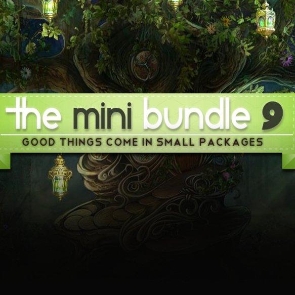 [STEAM] The Mini Bundle #9 @ Groupees