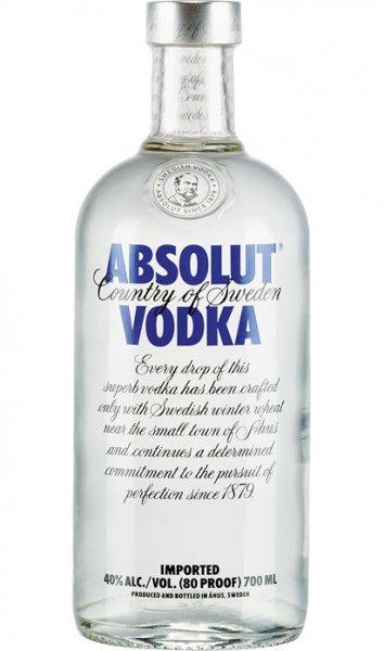 0,7L Absolut Vodka [Kaufland] [BY, BW]