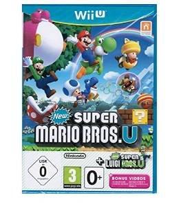 New Super Mario Bros. U & Super Luigi [Saturn Troisdorf]